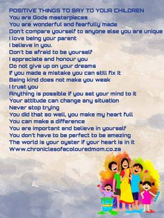 You Are Wonderful, Dont Compare, Dont Be Afraid, Don't Give Up, Raising Kids, Believe In You, You And I, Appreciation, About Me Blog