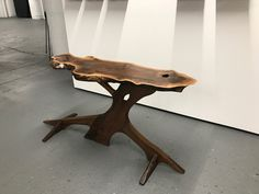 The Root Console Live Edge Custom Furniture, Sculpture And Architectural  Elements Made From Reclaimed Wood