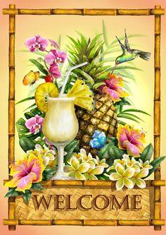 Lori Schory - Colada Pineapple Welcome