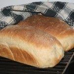 Hembakad formfranska/rostbröd – gott och enkelt!