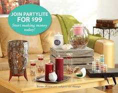 This is the Fall 2014 Starter Kit!! Love the addition of the Vienna Hurricane and the new warmer with the chalkboard circle!!  http://partylite.biz/sites/flaminfiasco/our-opportunity?selectedLocale=en_US