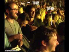Daft Punk -Pharrell Williams concert