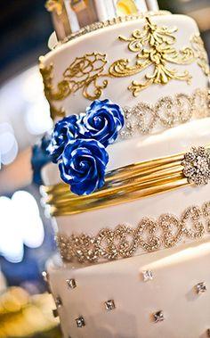 Wedding Cake Wednesday: Beast's CastleEver After Blog | Disney Fairy Tale Weddings and Honeymoon