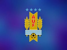 Uruguay National Football Team 2014 Logo Wallpaper