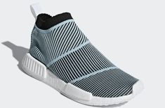 Parley x adidas originali nmd città sock data di rilascio.