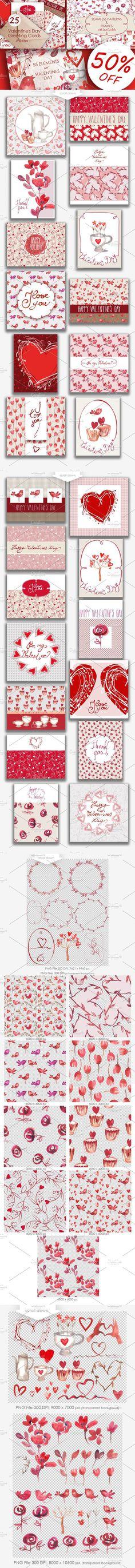 Valentines Day Bundle - 50% OFF. Be My Valentine. $30.00