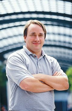 Linus Torvalds - a brilliant man.