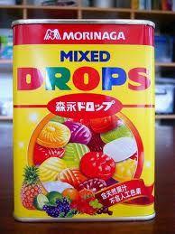鐵罐水果糖 Sweet candy drops