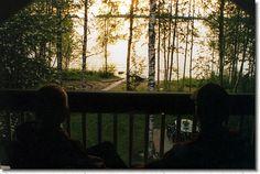 Perheiden lomamökki Lahukka - Lomamökit Pohjois-Karjalassa lähellä Joensuuta ja Kolia - Sirnihtan lomamökit - Pohjois-Karjala