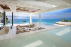 Celadon Villa in Koh Samui, Thailand by Gfab Architects