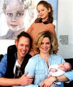 September 18, Kim Clijsters tweeted she and husband Brian Lynch welcomed a baby boy to the family, joining big sister Jada. They named him Jack Leon Lynch.  10/18/13