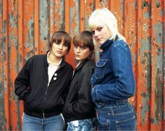Vicky McClure, Chanel Cresswell, Danielle Watson - This is England