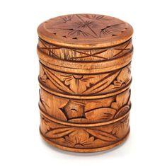Hari Wood Box