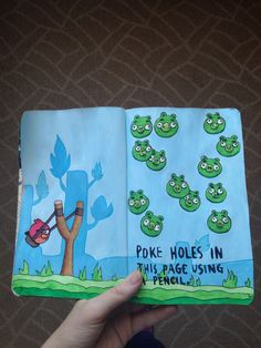 Wreck this journal/pages