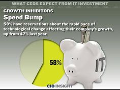 IT investments - Growth Inhibitors: Speed Bump
