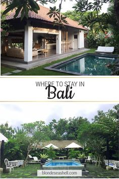 Canggu Accommodation: Best places to stay in Bali.