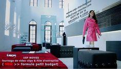 Réalisation de votre vidéo clip pas cher, style cinéma, à partir de 600 €, 700 €, 800 €, 900 €, 1000 €, euros, c'est chez USP Movies, www.usp-movies.com. toutes nos réalistions ici: https://vimeo.com/channels/uspmoviesvideoclip