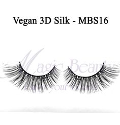 Vegan 3D Silk Lashes-MBS16 Made of Korean PBT Fiber and multilayers with reusable about 25 times. More details: www.chinalashesfactory.com Email: sale01@magicbeautylashes.com Ins:magicbeautylashes  #veganlashes#silklashes#fluffylashes#minklashes#crueltyfree#chinalashesfactory#eyelashes#makeup#cosmetic#fakelashes#