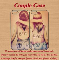 best friends,iPhone 5C case,iphone 5c cases,iphone 5s case,iphone 4 case,iphone 5 case,ipod 4 case,ipod 5 case,z10 case,q10 case,in plastic by Doublestarstar, $28.99