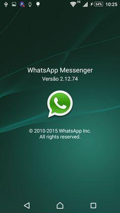 WhatsApp Transparente 2.2.74 Oficial