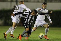 BotafogoDePrimeira: Botafogo e Figueira pecam na mira e empatam sem go...