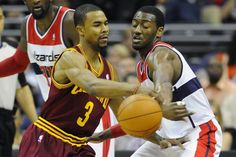 Fresh off the All-Star break and acquiring Ramon Sessions, the Wizards host Lebron and the Cavs. Who wins? #NBA