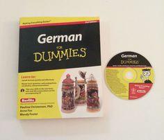 German for Dummies® Paulina Christensen With Audio CD #WorkbookStudyGuideCD
