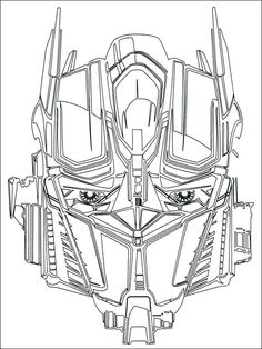 Transformers color page - Coloring pages for kids - Cartoon characters coloring pages - printable coloring pages - color pages - kids coloring pages - coloring sheet - coloring page - coloring book - kid color page - cartoons coloring pages Online Coloring Pages, Coloring Pages For Boys, Cartoon Coloring Pages, Free Printable Coloring Pages, Free Coloring Pages, Coloring Books, Kids Coloring, Coloring Sheets, Transformers 5