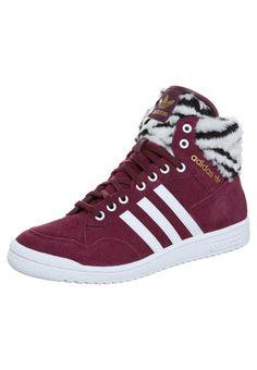 the best attitude a9420 19e2e adidas Originals PRO CONFERENCE - Baskets montantes - rouge - ZALANDO.BE
