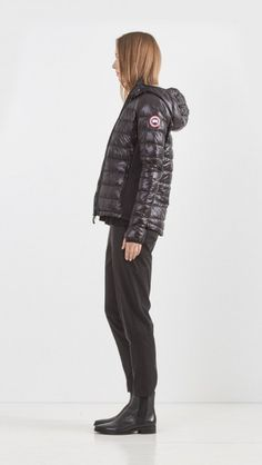 Canada Goose kids sale 2016 - Canada Goose Hybridge Lite Jacket - Men's Black Small Can... https ...
