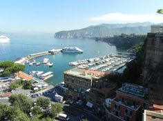 Hilton Sorrento Palace: View from the hotel