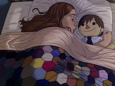 Amelia and her Raggedy Man