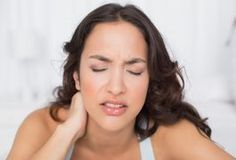 Muscle knots can form in your neck as a result of tension or inflammation in your neck or shoulder muscles. Your neck may feel tight and difficult to move. In most cases, knots aren't a cause for major concern, though they can cause you a considerable amount of discomfort. Stretching your neck gently can help ease tight muscles and remove painful...