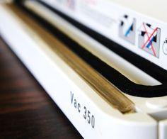 Replace a Vacuum Sealer Heating Element