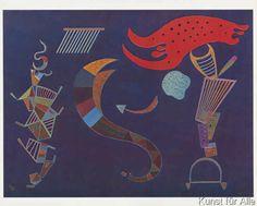 Wassily Kandinsky - Der Pfeil