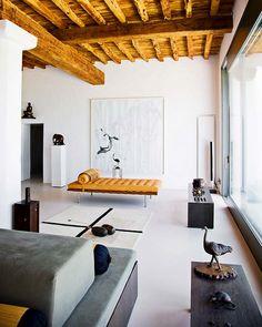 Peter Schmitz's house in Ibiza
