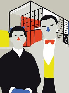 Charles and Ray Eames | Reputations | Architectural Review