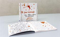Impresión y maquetación del libro El Pez Naranja