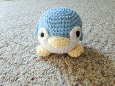 berry the penguin by caseyplusthree, via Flickr
