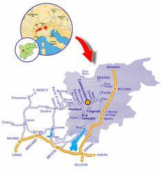 Presso la partenza telecabina di Daolasa si trova il Centro Bike Val di Sole, presso Commezzadura