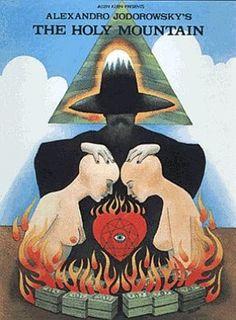 A Montanha Sagrada - Poster / Capa / Cartaz - Oficial 1