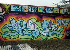 Graffiti a  Copenhague