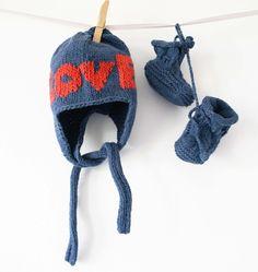 Baby Boys LOVE Hat