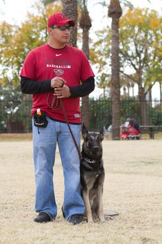 Albert feels positive about starting training with his PTSD service dog, Cadence.