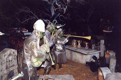 pirate band haunted mansion disneyland