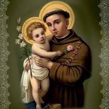 Santo António e o Menino Jesus