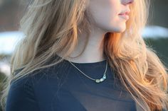 For the Makers: Estella Necklace
