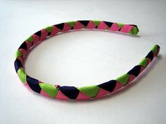 Sewing and Crafting with Sarah: How to Make a Braided Headband