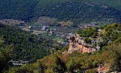 Ajloon heights in northern Jordan.