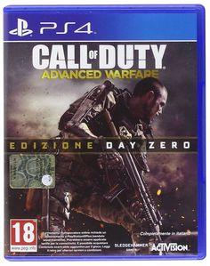 Call of Duty Advanced Warfare Day Zero Edition PS4 NUOVO!!!